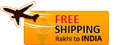 Send Rakhi to India Free Shipping